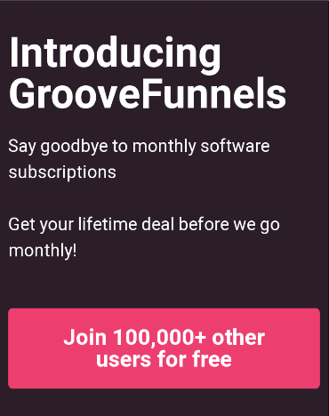 GrooveFunnels Template